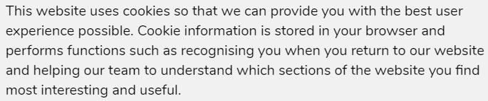 resumen privacidad